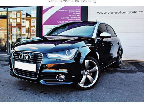 voiture audi a1 occasion diesel 2013 95000 km 18490 tourcoing nord 992736372404. Black Bedroom Furniture Sets. Home Design Ideas