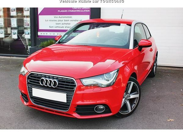 voiture audi a1 1 6 tdi 105 ambition luxe occasion diesel 2011 136500 km 10990. Black Bedroom Furniture Sets. Home Design Ideas