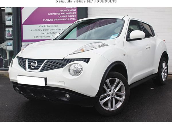 voiture nissan juke occasion diesel 2011 81000 km. Black Bedroom Furniture Sets. Home Design Ideas