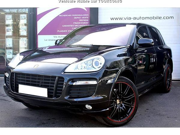 voiture porsche cayenne occasion essence 2008 133000 km 22990 tourcoing nord. Black Bedroom Furniture Sets. Home Design Ideas