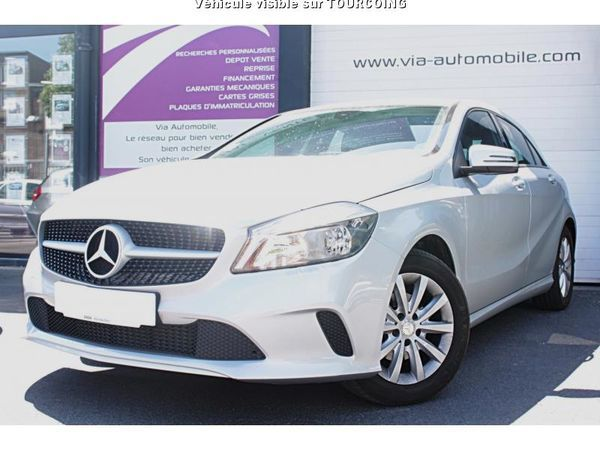 via automobile tourcoing mercedes classe a a 160 cdi 176 business tourcoing 59200 annonce. Black Bedroom Furniture Sets. Home Design Ideas
