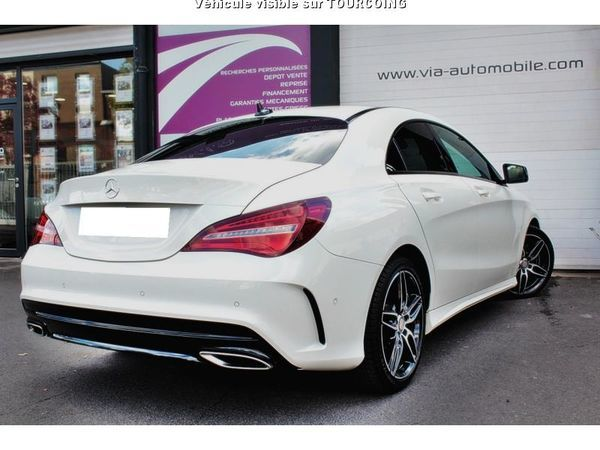 via automobile tourcoing mercedes classe cla 220 fascination 177 amg tourcoing 59200 annonce. Black Bedroom Furniture Sets. Home Design Ideas