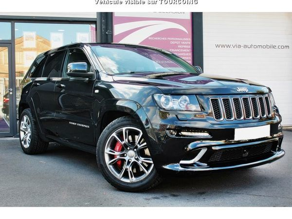 via automobile tourcoing jeep grand cherokee bva srt8 tourcoing 59200 annonce 0061 0003101. Black Bedroom Furniture Sets. Home Design Ideas