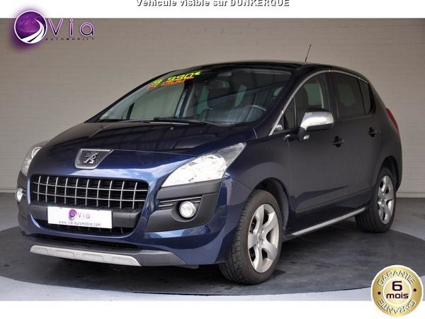 voiture peugeot 3008 1 6 hdi fap 112 premium pack phas occasion diesel 2011 142000 km. Black Bedroom Furniture Sets. Home Design Ideas