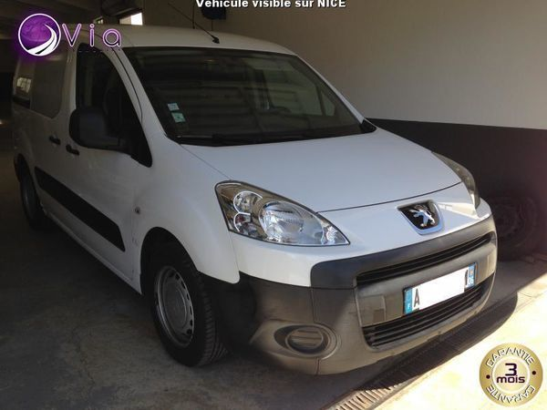 voiture peugeot partner occasion diesel 2010 123100 km 6490 nice alpes maritimes. Black Bedroom Furniture Sets. Home Design Ideas