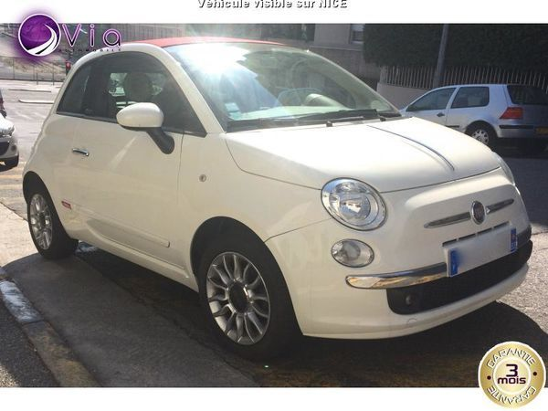 voiture fiat fiat 600 occasion essence 2010 76580 km 6990 nice alpes maritimes. Black Bedroom Furniture Sets. Home Design Ideas