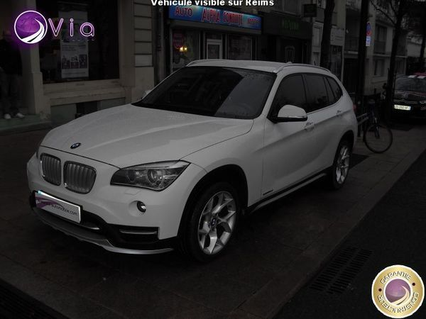 voiture bmw x1 occasion diesel 2014 39421 km 22490 reims marne 992735831114. Black Bedroom Furniture Sets. Home Design Ideas