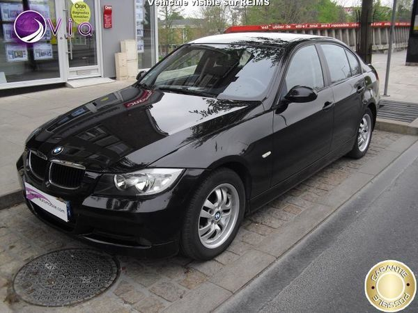 voiture bmw s rie 3 318d e90 confort 122 cv occasion diesel 2006 149999 km 6990. Black Bedroom Furniture Sets. Home Design Ideas