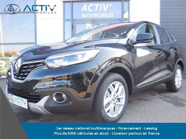 activ automobiles renault kadjar 1 2 tce 130ch energy intens laxou 54520 annonce 0102 128075308. Black Bedroom Furniture Sets. Home Design Ideas