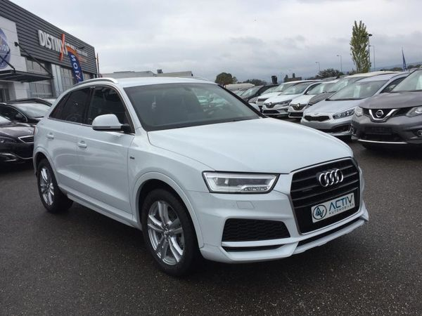 activ automobiles audi q3 2 0 tdi 150ch s line quattro laxou 54520 annonce 0102 131715308. Black Bedroom Furniture Sets. Home Design Ideas