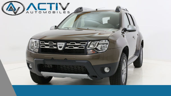 voiture dacia duster prestige 1 5 dci fap 110ch occasion. Black Bedroom Furniture Sets. Home Design Ideas
