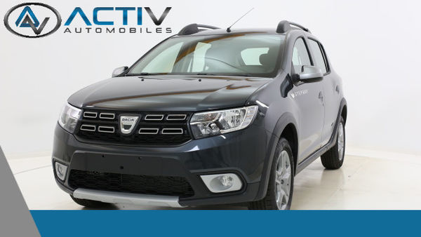 voiture dacia sandero stepway 1 5 dci fap 90ch occasion diesel 2017 10 km 14510. Black Bedroom Furniture Sets. Home Design Ideas