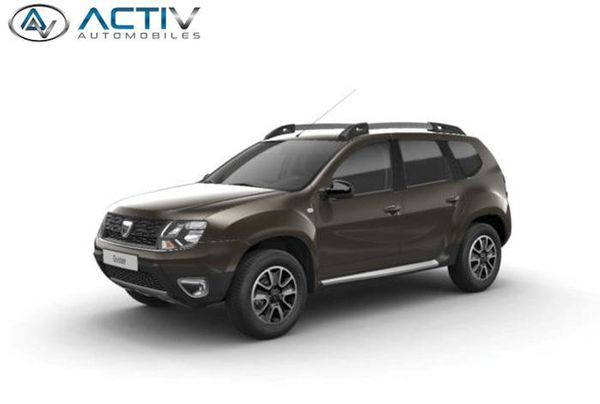 voiture dacia duster phase 2 1 5 dci 110 black shadow occasion diesel 2017 0 km 17558. Black Bedroom Furniture Sets. Home Design Ideas