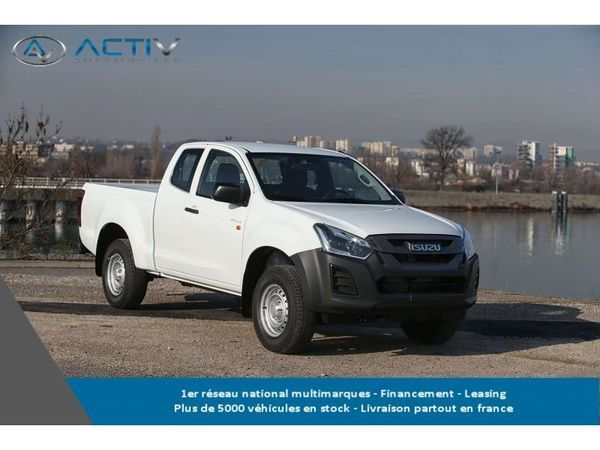 voiture isuzu d max 1 9 4x4 space cab satellite clim my17. Black Bedroom Furniture Sets. Home Design Ideas