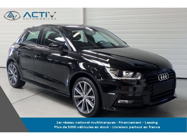voiture audi a1 1 0 tfsi 95 ultra occasion essence 2017 10 km 20995 laxou meurthe. Black Bedroom Furniture Sets. Home Design Ideas