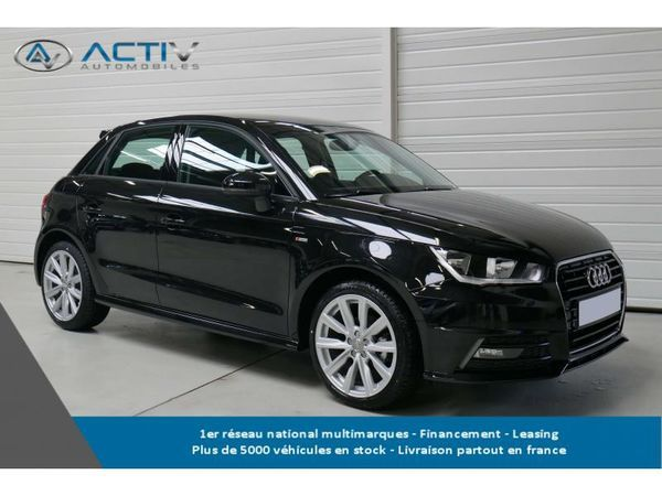 voiture audi a1 1 0 tfsi 95 ultra ambition occasion essence 2016 0 km 20995 laxou. Black Bedroom Furniture Sets. Home Design Ideas