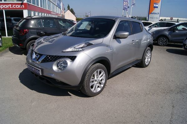 voiture nissan juke occasion diesel 2015 9800 km. Black Bedroom Furniture Sets. Home Design Ideas