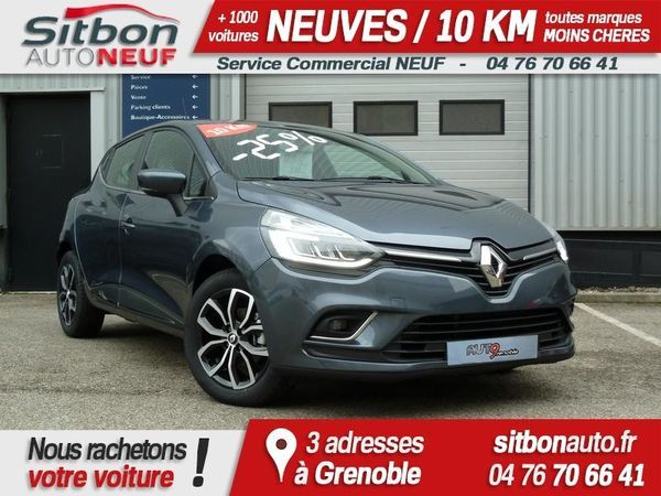 voiture renault clio iii estate occasion 2016 1 km 16290 grenoble is re 992735864791. Black Bedroom Furniture Sets. Home Design Ideas