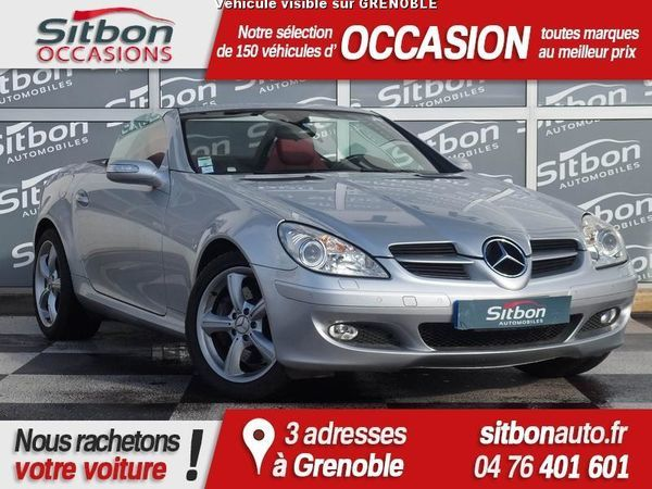 voiture mercedes slk occasion 2006 57227 km 19980 grenoble is re 992735198656. Black Bedroom Furniture Sets. Home Design Ideas