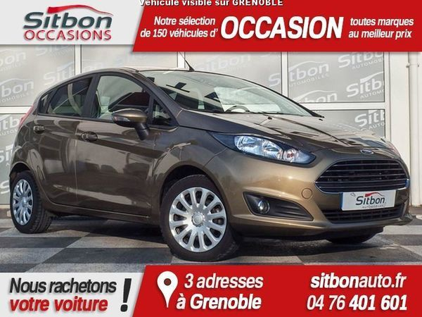 voiture ford fiesta occasion diesel 2014 37146 km 9980 grenoble is re 992736356872. Black Bedroom Furniture Sets. Home Design Ideas