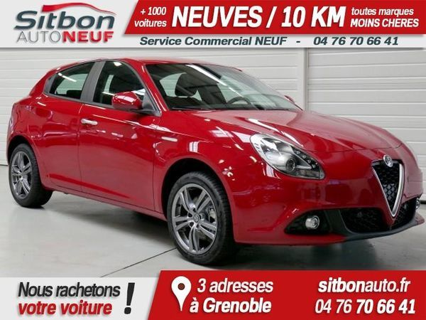 voiture alfa romeo giulietta occasion essence 2017 10 km 22495 grenoble is re. Black Bedroom Furniture Sets. Home Design Ideas