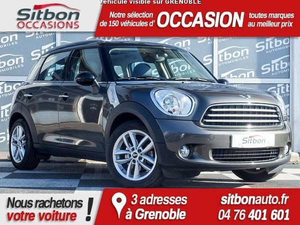 voiture mini countryman occasion diesel 2014 45803. Black Bedroom Furniture Sets. Home Design Ideas