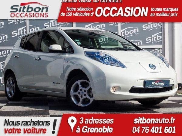 voiture nissan leaf occasion 2013 37823 km 13980 grenoble is re 992737031121. Black Bedroom Furniture Sets. Home Design Ideas
