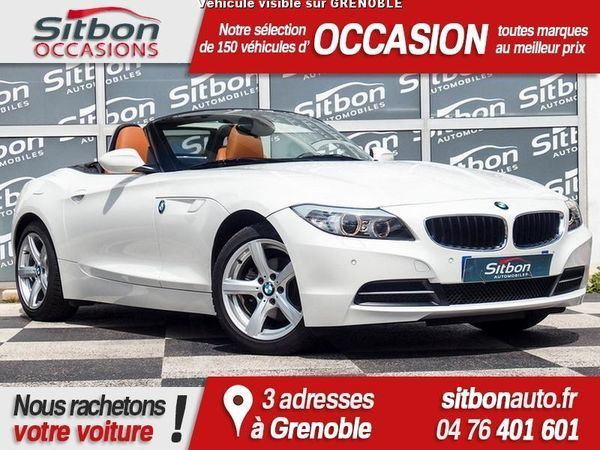 voiture bmw z4 e89 sdrive20i 184 lounge occasion essence 2012 40000 km 24980. Black Bedroom Furniture Sets. Home Design Ideas