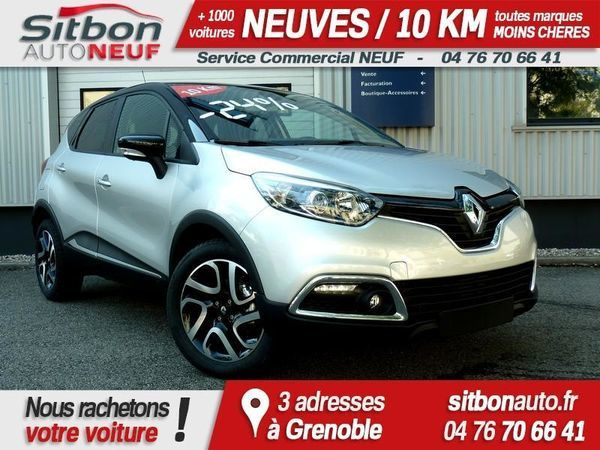 voiture renault captur tce 90 intens pack techno 27 occasion essence 2017 1 km 15990. Black Bedroom Furniture Sets. Home Design Ideas