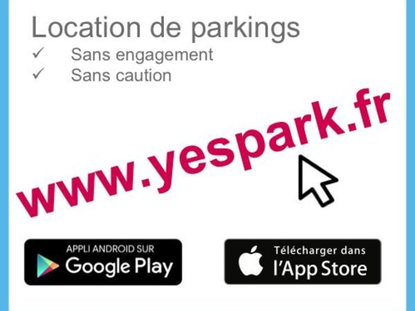 Annonce location parking garage paris 19 15 m 110 992735282091 - Parking porte de la villette ...