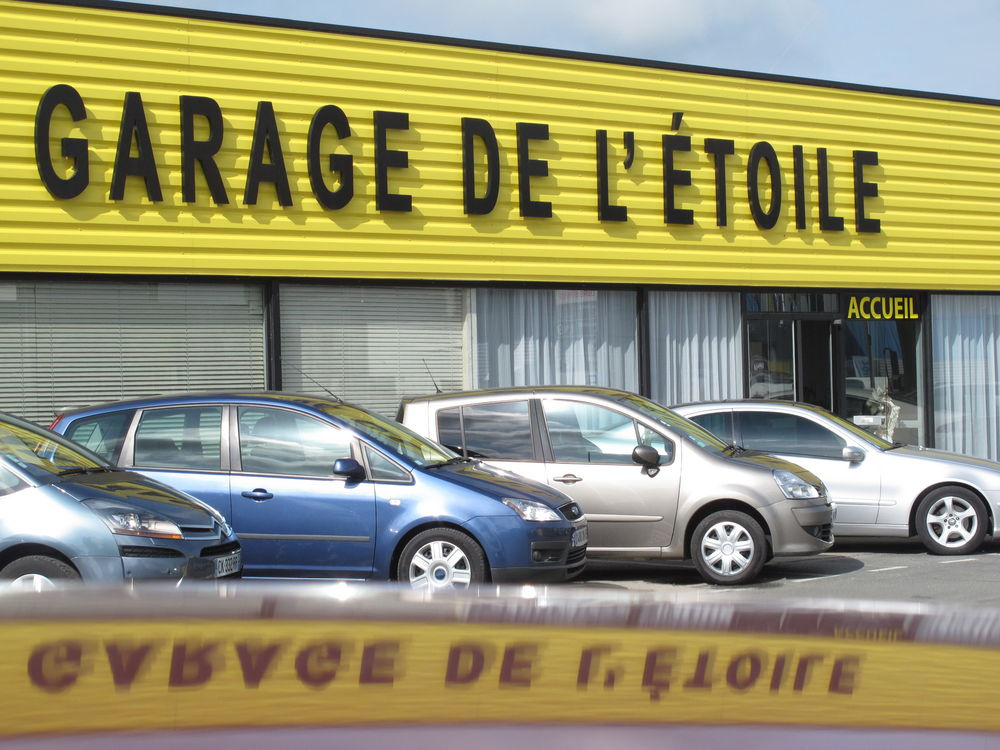 Garage de l 39 etoile concessionnaire auto niort 79 for Garage auto l union