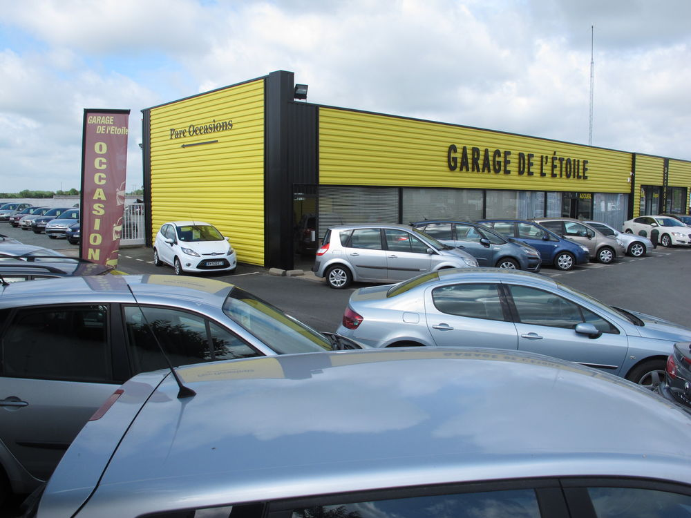 Garage de l 39 etoile concessionnaire auto niort 79 for Garage de l etoile la maxe