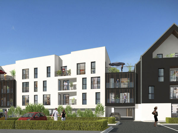 Appartements neufs  Loi   Montlouis-sur-Loire (37270)