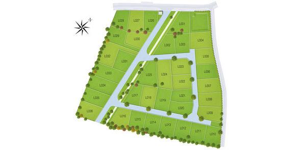Appartements neufs  Loi   Monc�-en-Belin (72230)