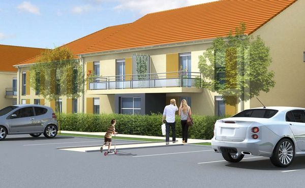 Appartements neufs  Loi   Bousse (72270)