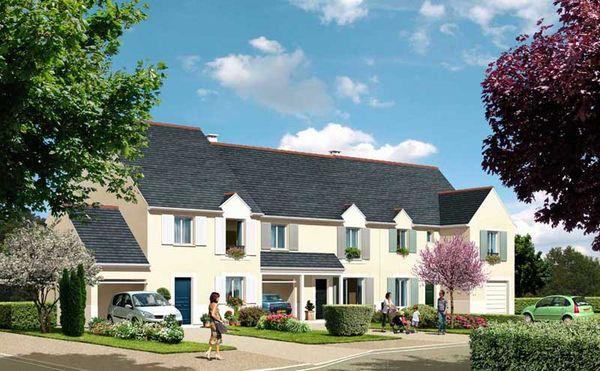 Appartements neufs  Loi   La Ville-aux-Dames (37700)