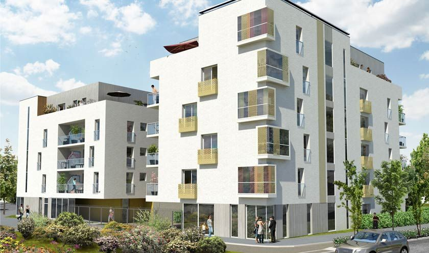 Appartements neufs  Loi Pinel  Orl�ans (45000)