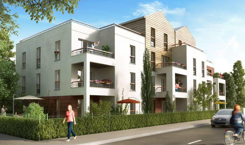 Appartements neufs  Loi   Orleans (45100)