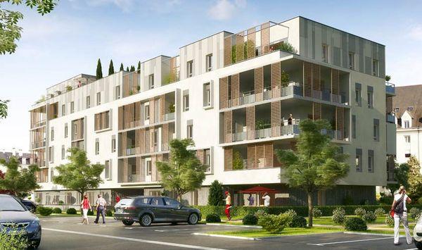 Appartements neufs  Loi Duflot  Tours (37200)