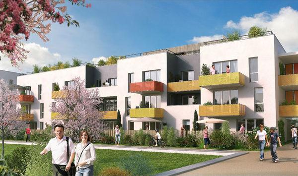 Appartements neufs  Loi Duflot  Tours (37100)