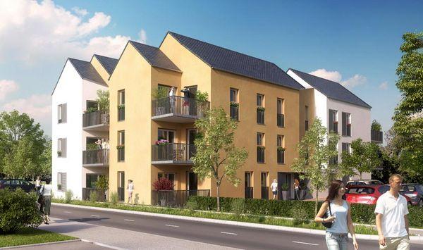 Appartements neufs et Maisons neuves  Loi Duflot  La Membrolle-sur-Choisille (37390)