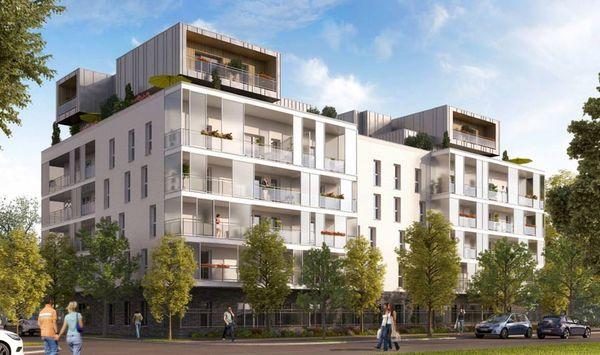 Appartements neufs  Loi Duflot  Orl�ans (45000)