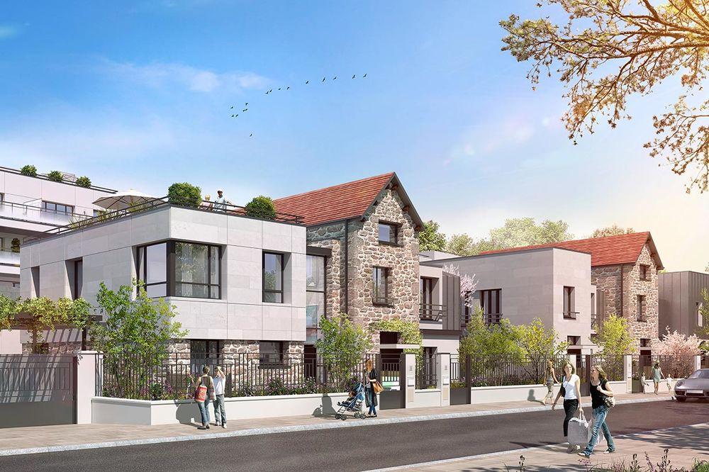 Vente -   Appartement - 4 pièce(s) - 84 m² 60 Avenue Didier   Saint-maur-des-fosses (94)