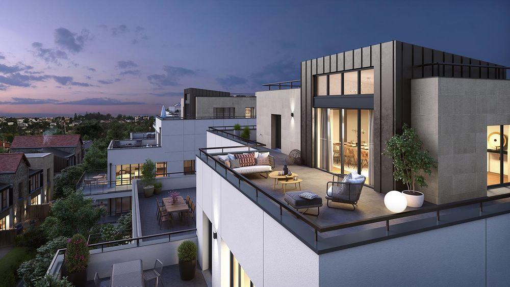 Appartements neufs et Maisons neuves  Loi  Saint-Maur-des-Fossés (94100)