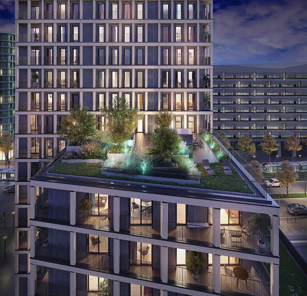 Appartements neufs   Paris (75013)