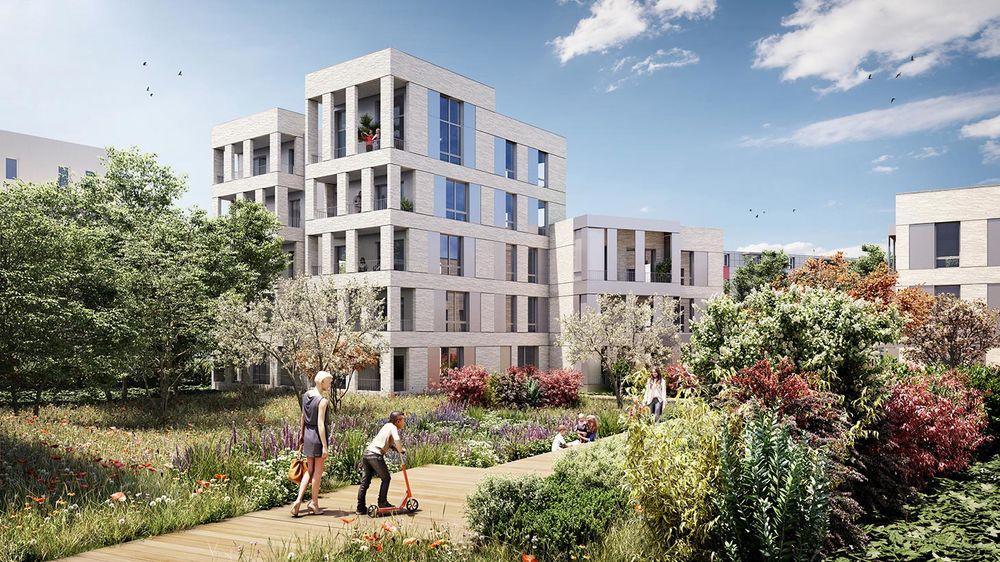 Appartements neufs  Loi  Nanterre (92000)