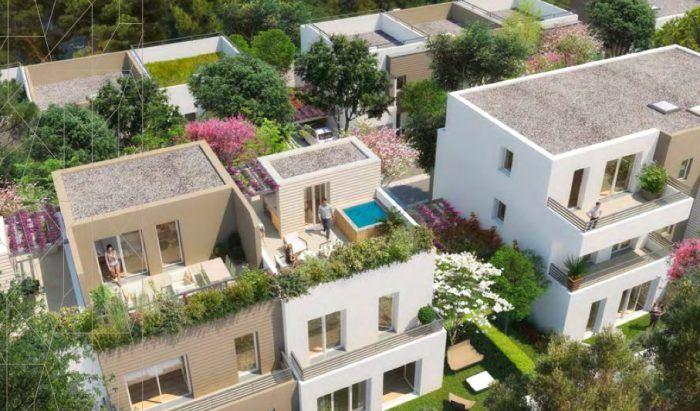 Appartements neufs et Maisons neuves  Loi  Marseille (13012)