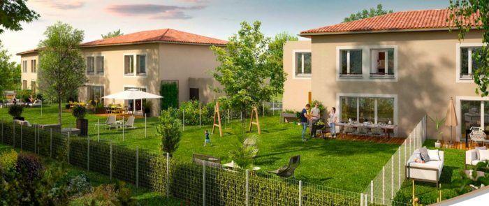 Maisons neuves  Loi  Saint-Sauveur (31790)