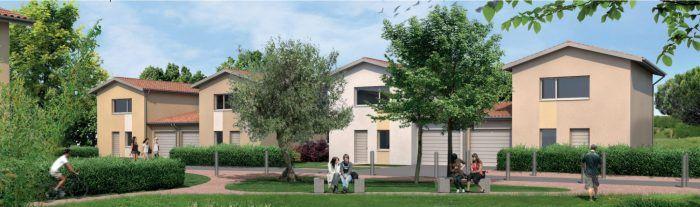 Maisons neuves  Loi  Daux (31700)