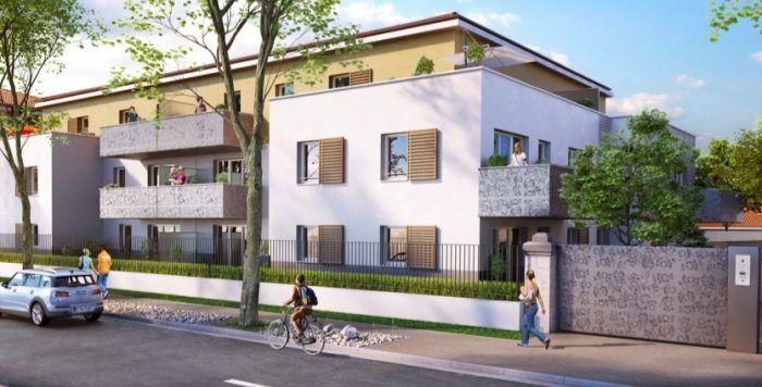 Vente -  Superbe T4 de 88,20 m² avec terrasses, jardin et parking - ISTRES 13800   Istres (13)